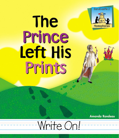 Cover: Prince Left His Prints