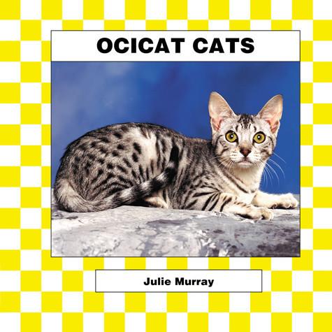 Cover: Ocicat