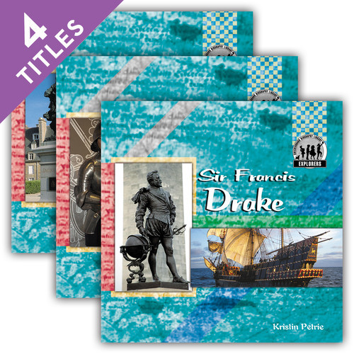 Cover: Explorers Set 1