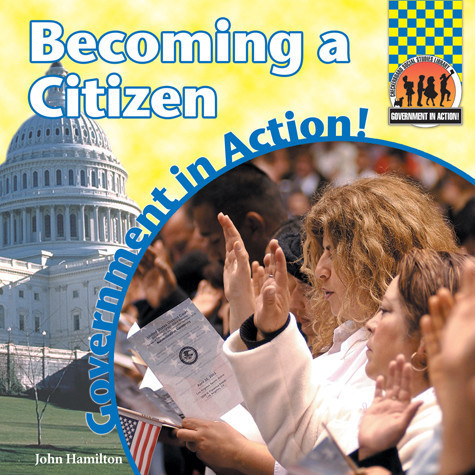 Cover: Becoming A Citizen