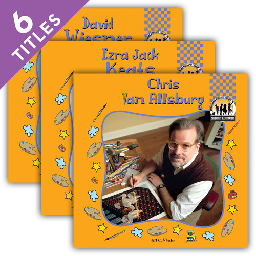 Cover: Children's Illustrators Set 1