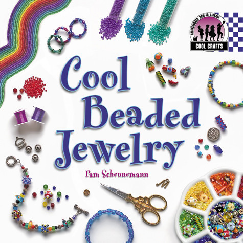 Cover: Cool Beaded Jewelry