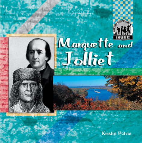 Cover: Marquette and Jolliet