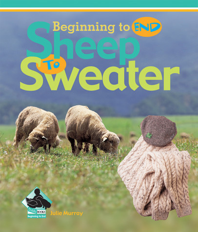 Cover: Sheep to Sweater