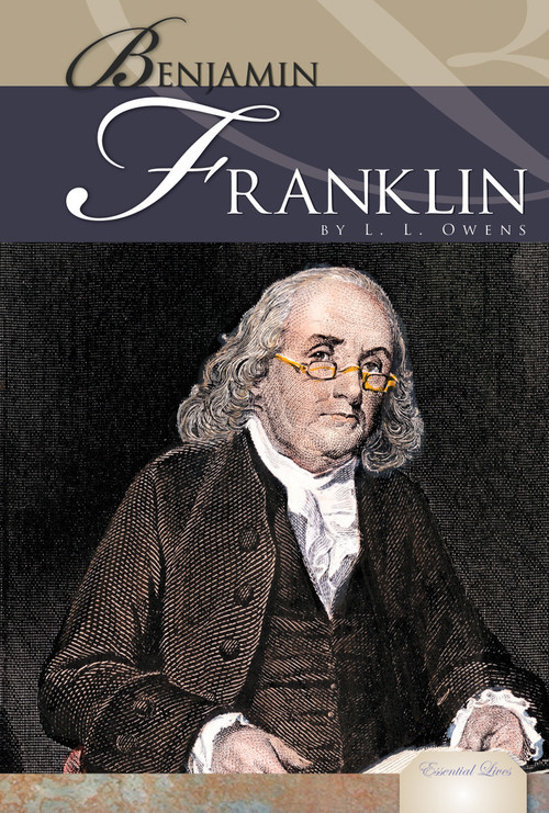 Cover: Benjamin Franklin: The Inventive Founding Father
