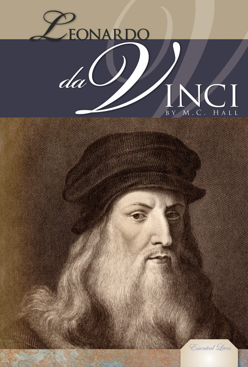 Cover: Leonardo da Vinci: The Famed Renaissance Man