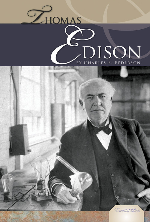 Cover: Thomas Edison: American Inventor