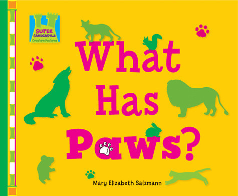 Cover: What Has Paws?