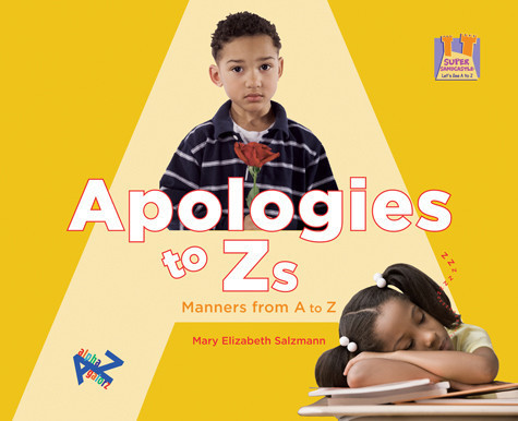 Cover: Apologies to Zs Manners from A to Z