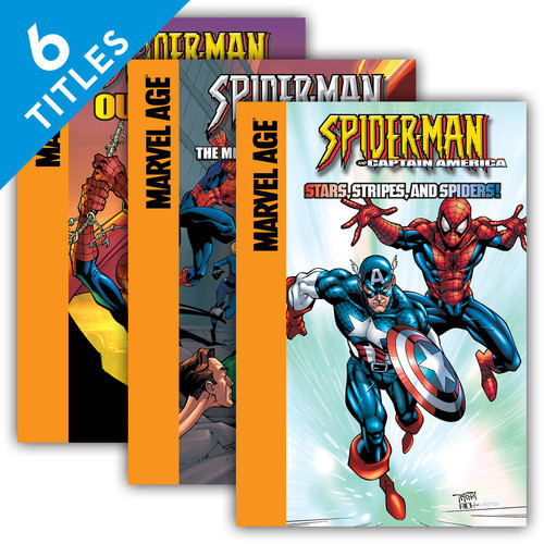 Cover: Spider-Man Team Up