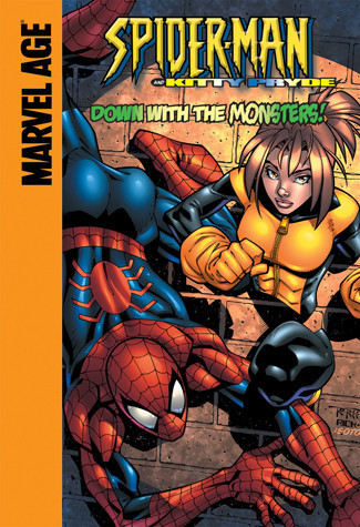 Cover: Kitty Pryde: Down With The Monsters!