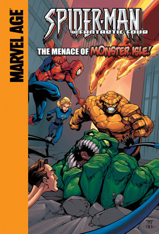 Cover: Fantastic Four: The Menace of Monster Isle!