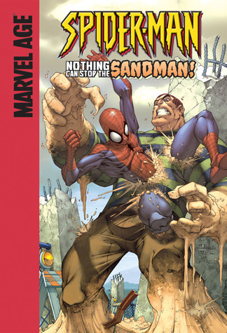Cover: Nothing Can Stop the Sandman!