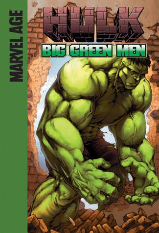 Cover: Big Green Men
