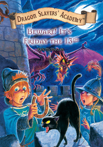 Cover: Beware! It's Friday the 13th!