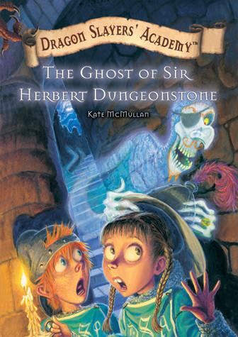 Cover: Ghost of Sir Herbert Dungeonstone