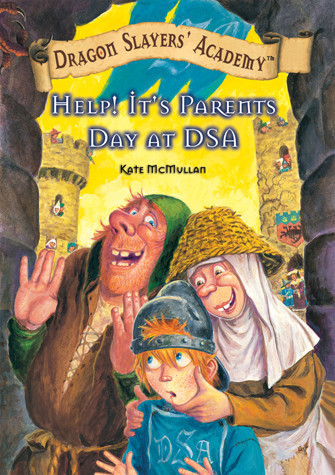 Cover: Help! It's Parent's Day at DSA