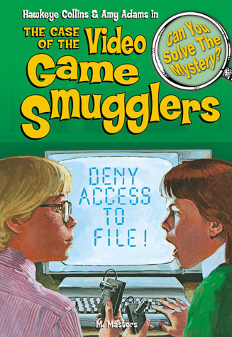 Cover: Case of the Video Game Smugglers
