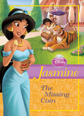 Cover: Jasmine: The Missing Coin