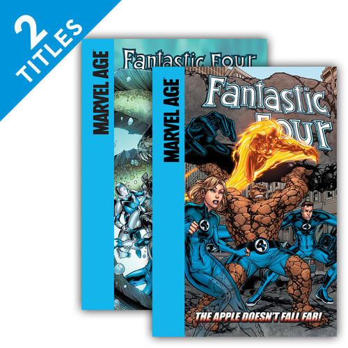 Cover: Fantastic Four Set 1