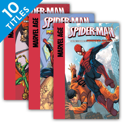Cover: Spider-Man Set 2