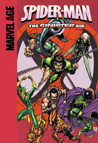 Cover: Sinister Six