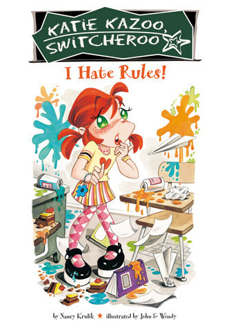 Cover: I Hate Rules