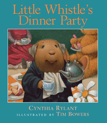 Cover: Little Whistle's Dinner Party
