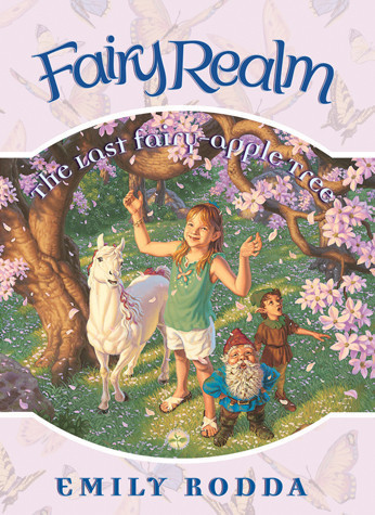 Cover: Book 4: The Last Fairy-Apple Tree