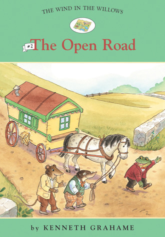 Cover: Wind in the Willows: #2 The Open Road