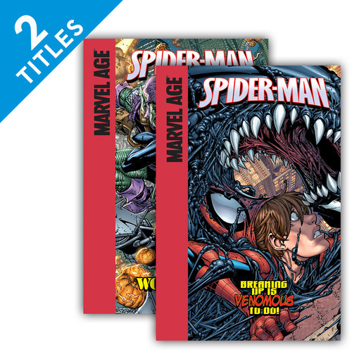 Cover: Spider-Man Set 3