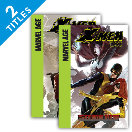 Cover: X-Men: First Class Set 1