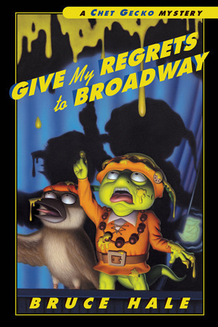 Cover: Give My Regrets to Broadway
