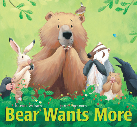 Cover: Bear Wants More