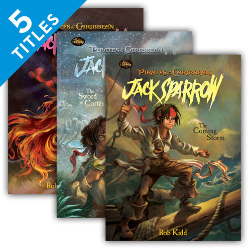 Cover: Pirates of the Caribbean, Jack Sparrow
