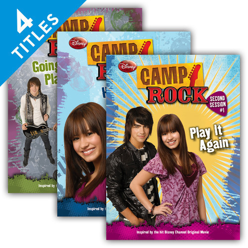 Cover: Camp Rock: Second Session Set 1