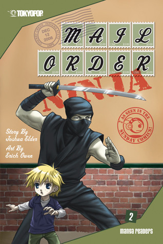 Cover: Mail Order Ninja Vol. 2: Timmy Strikes Back