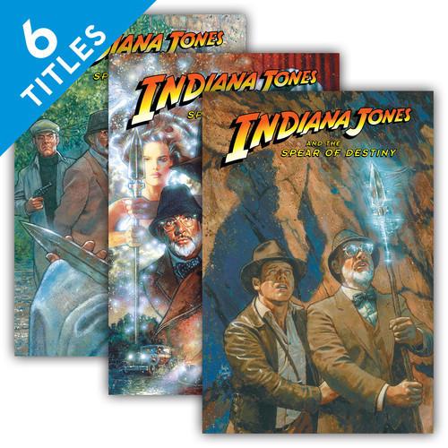 Cover: Indiana Jones Set 1