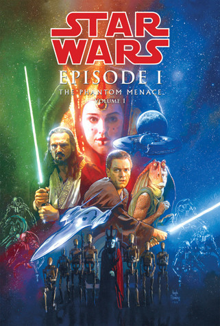 Cover: Episode I: Phantom Menace: Vol. 1