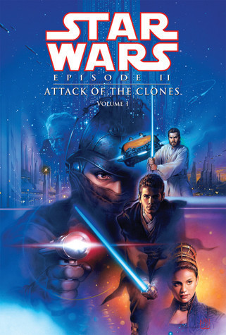 Cover: Episode II: Attack of the Clones: Vol. 1