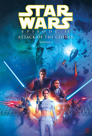 Cover: Episode II: Attack of the Clones: Vol. 4