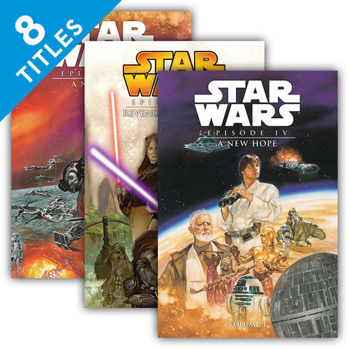 Cover: Star Wars Set 2