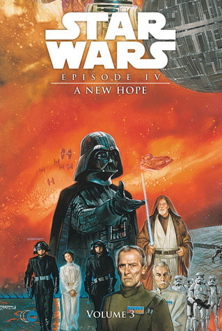 Cover: Episode IV: A New Hope:Vol.3