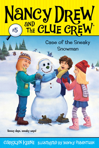 Cover: Case of the Sneaky Snowman
