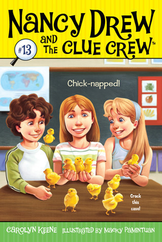 Cover: Chick-napped!
