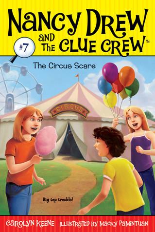 Cover: Circus Scare