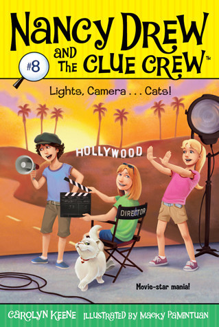 Cover: Lights, Camera…Cats!
