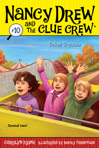 Cover: Ticket Trouble