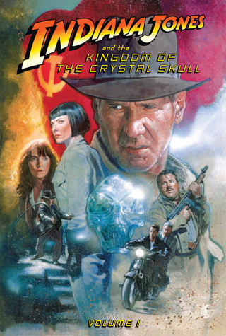 Cover: Indiana Jones and the Kingdom of the Crystal Skull: Vol.1