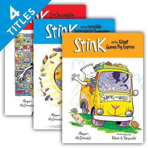 Cover: Stink Set 1